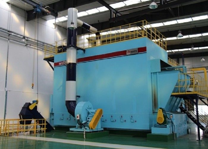 Direct Type Hot Air Furnace For Daily Chemical Industry Building Material