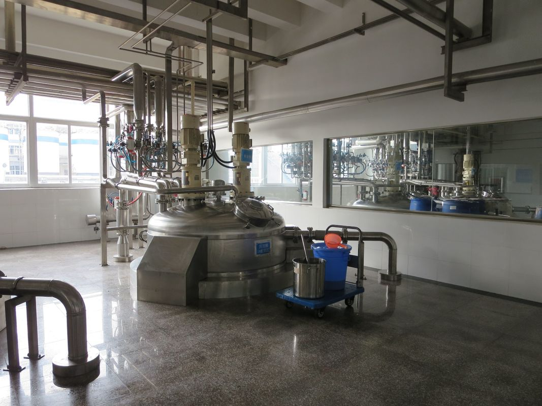 Industrial Liquid Soap Making Machine Energy Saving Automatic Function